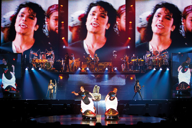 Michael Jackson The Immortal World Tour