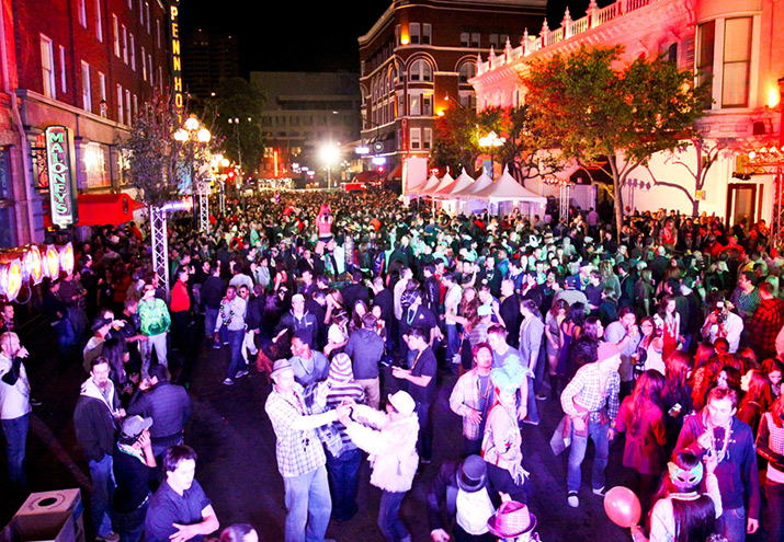 San Diego Events, Mardi Gras
