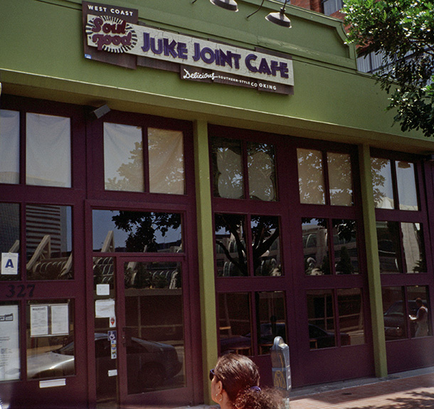 Juke Joint Cafe on 4th Street