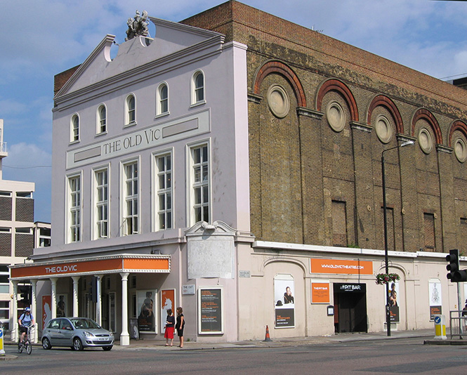 Old Vic Theatre in London