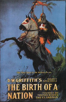 Birth of a Nation posters, Black Hollywood History - Part 1