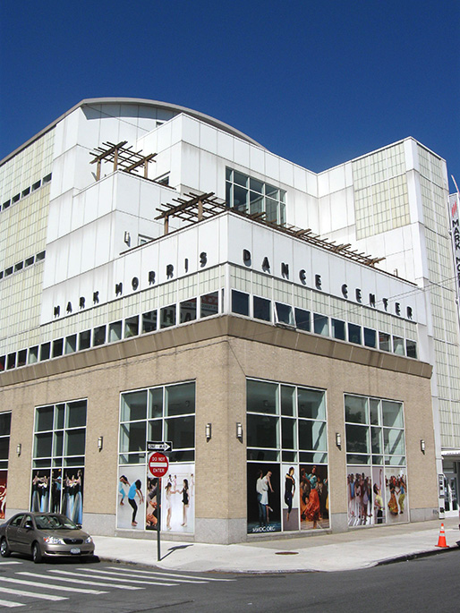 Mark Morris Dance Center, Brooklyn