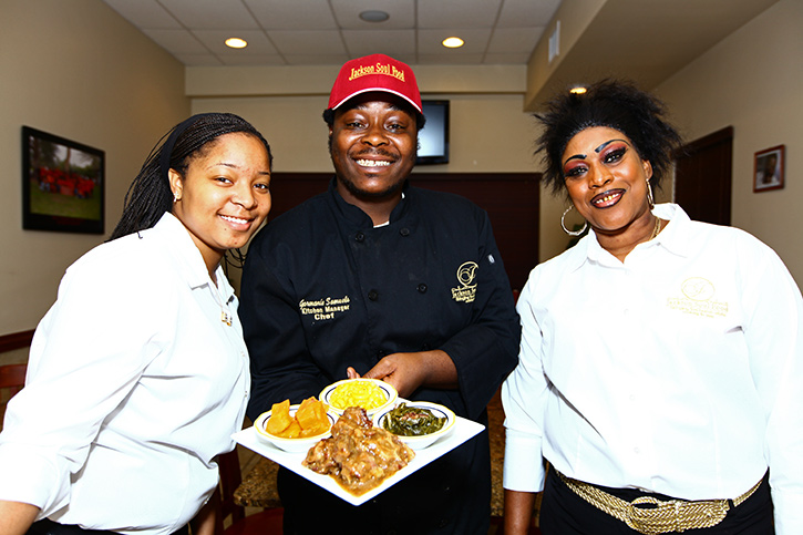 Jacksons Soul Food, Miami Restaurants & Nightclubs