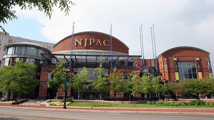 New Jersey Performing Arts Center in Newark; (c) SoulOfAmerica