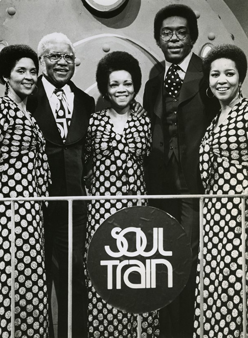 Staples Singers on Soul Train, LA Jazz and Soul Music