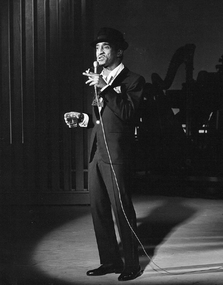Sammy Davis, Jr. on The Strip
