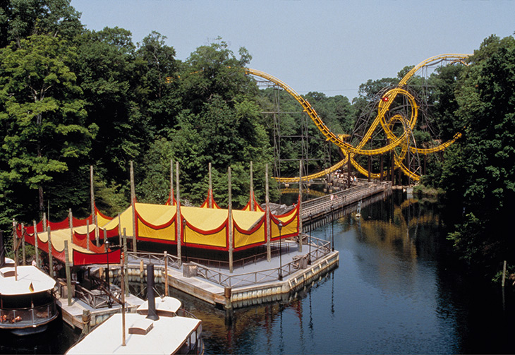 Busch Gardens, Williamsburg