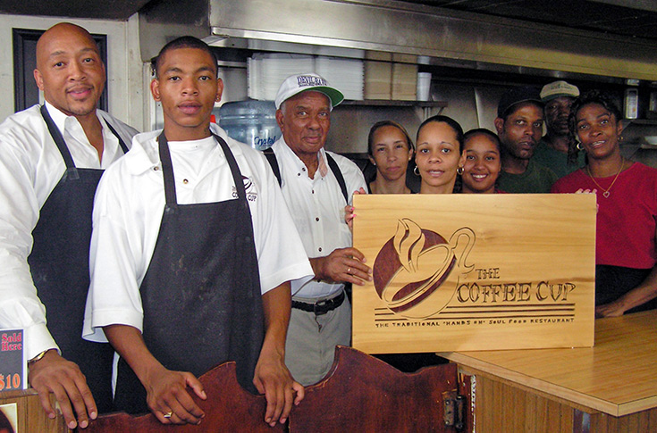 Coffee Cup staff, Charlotte Restaurants