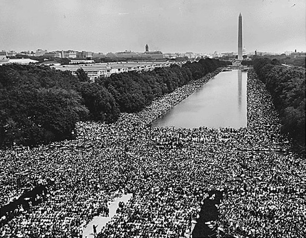 August 1963 March On Washington DC Events