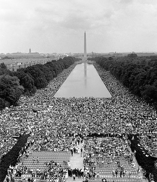 March On Washington, 28 August 1963
