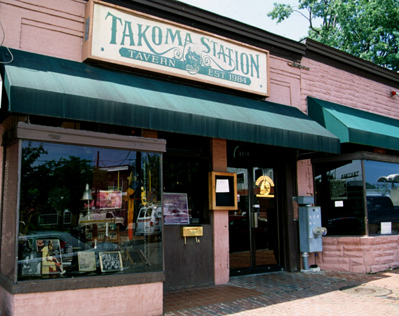 Takoma Station Tavern