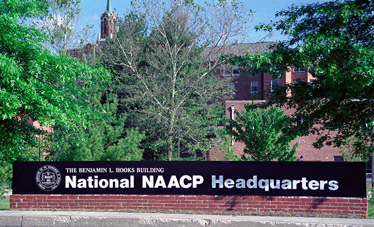 NAACP Headquarters in Baltimore