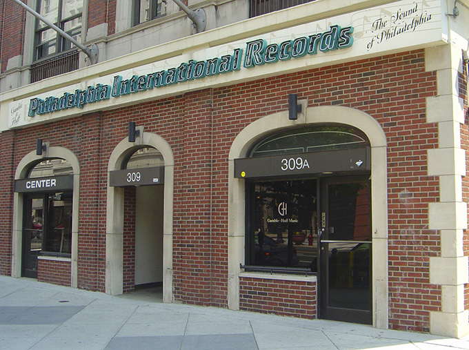 Phl-International_Records, The Sound Of Philadelphia