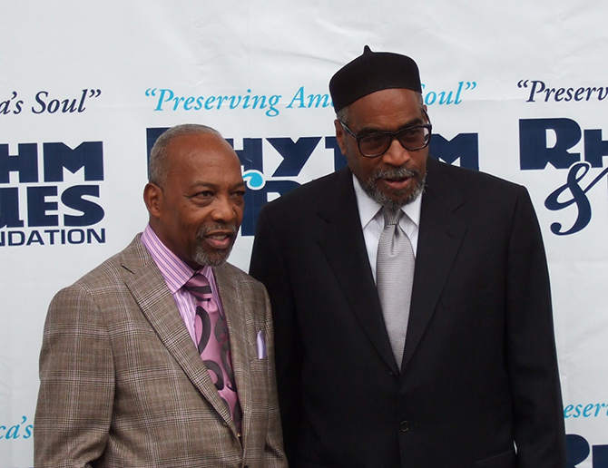 Kenny Gamble & Leon Huff