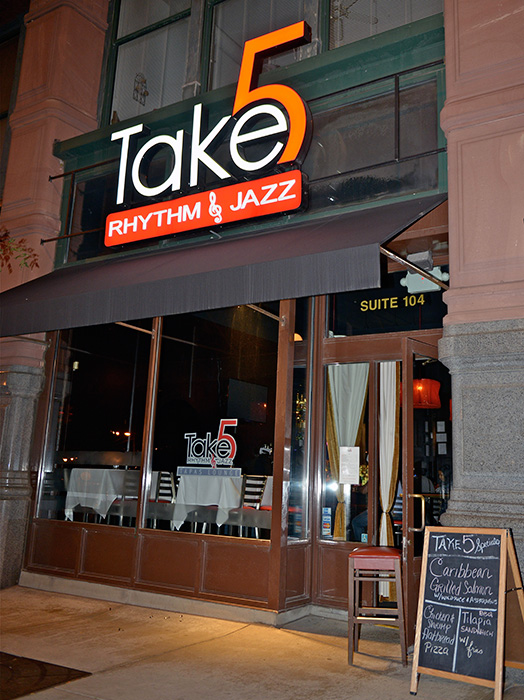 Take 5 Rhythm & Jazz