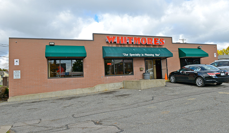 Whitmores BBQ