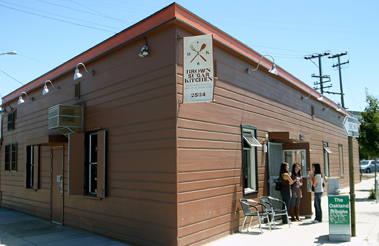 Brown Sugar Kitchen, Oakland Restaurants