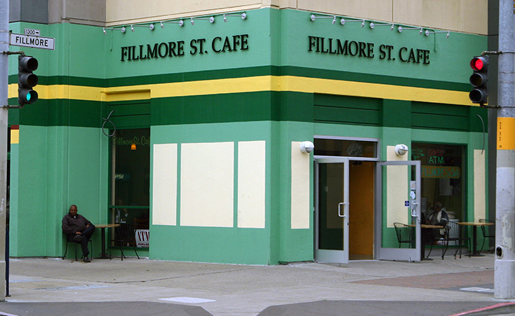 Fillmore Street Cafe, San Francisco