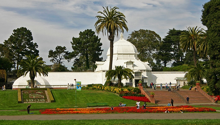 Golden Gate Park Conservatory