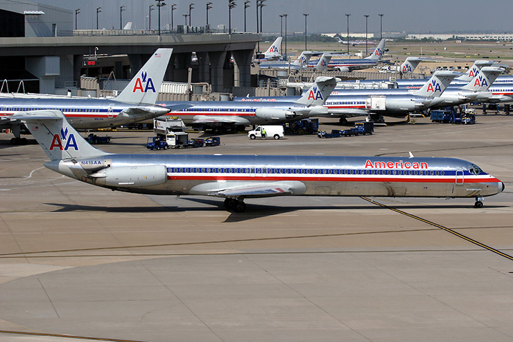 American Airlines DFW Terminal