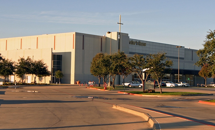 Potters House in Dallas