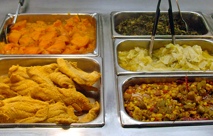 Soul Food at Pearls