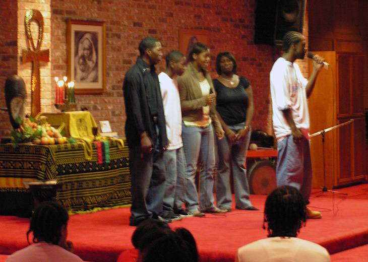 Kwanzaa Celebration at Shrine of the Black Madonna