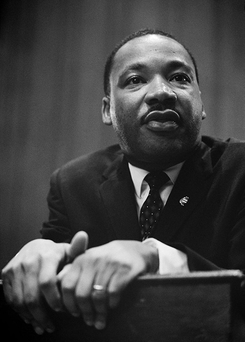 Dr. Martin Luther King, The Last Days of MLK