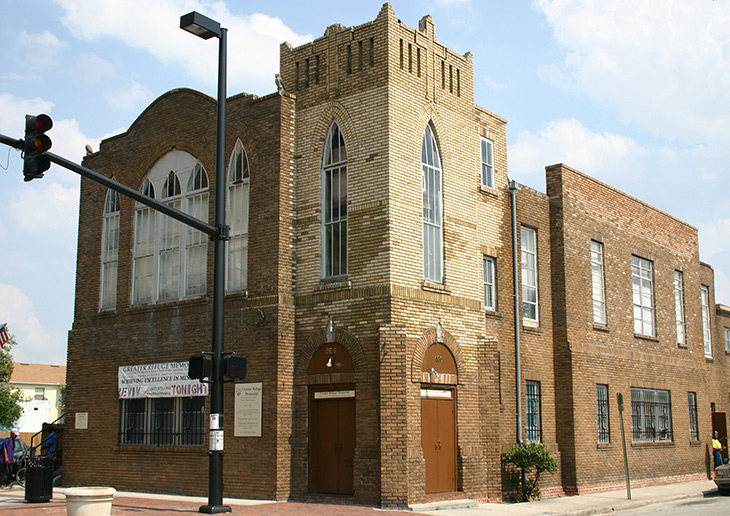 Old Ebenezer Baptist Church, Orlando Heritage Sites