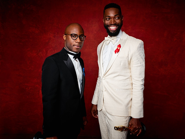 89th Oscars Best Adapted Screenplay, Barry Jenkins & Tarell McRaney