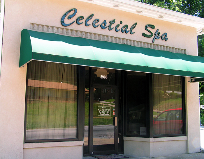 Celestial Spa, Atlanta Spas & Inns