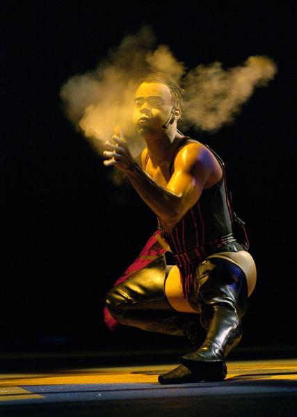 O performer