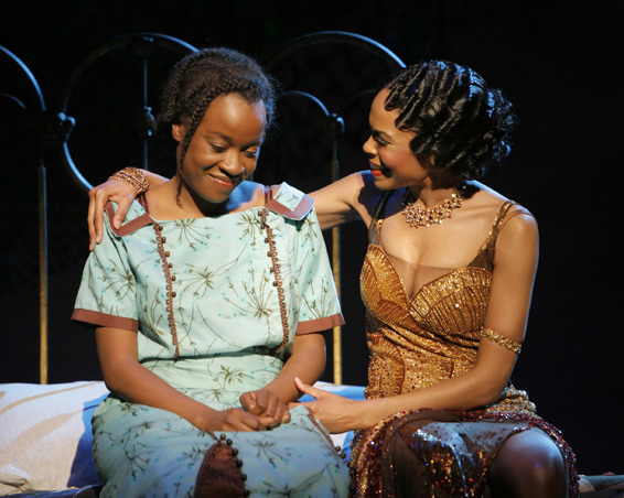 Celie and Shug Avery, The Color Purple