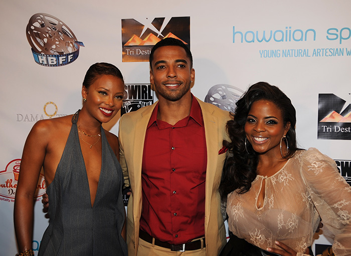Stars at Hollywood Black Film Festival