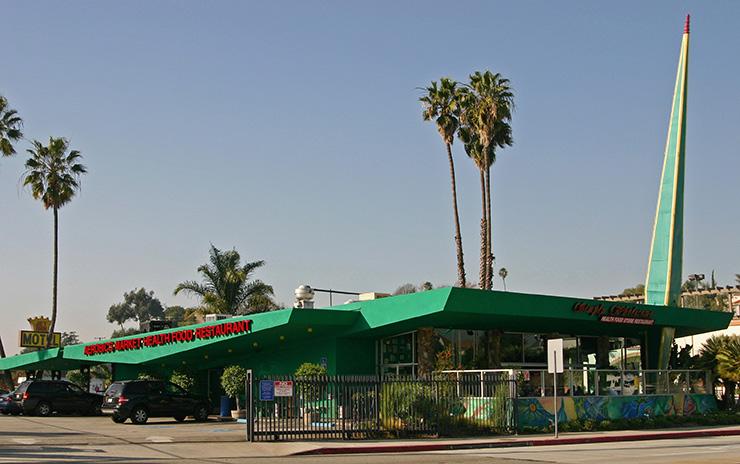 Health Food Store West Los Angeles