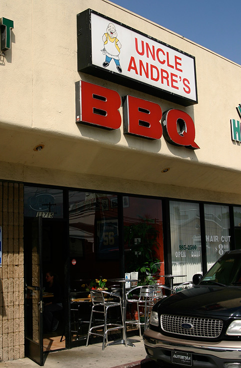 Uncle Andres BBQ