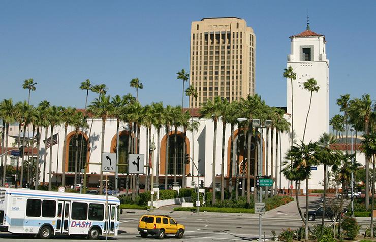 Los Angeles Transportation