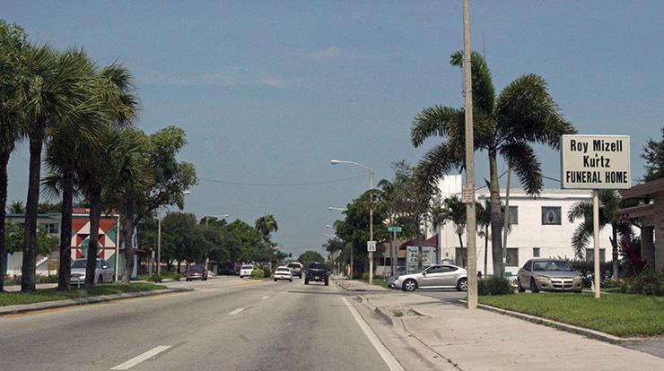 Sistrunk Boulevard, Fort Lauderdale