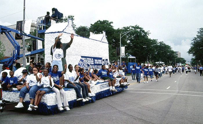 Chicago Bud Billiken Parade