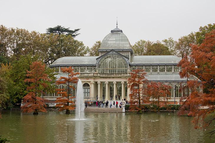 Palacio de Cristal; credit Carlos Delgado