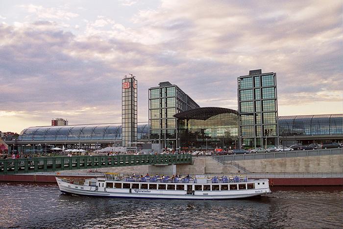 Berlin Hauptbahnhof, Berlin Transportation