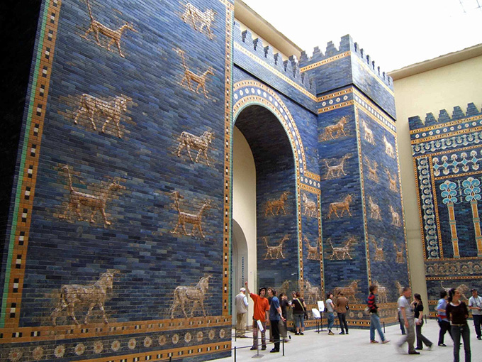 Pergamon Museum, Berlin Museums
