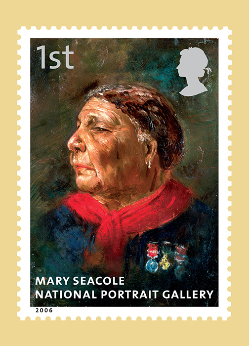 Mary Seacole portait