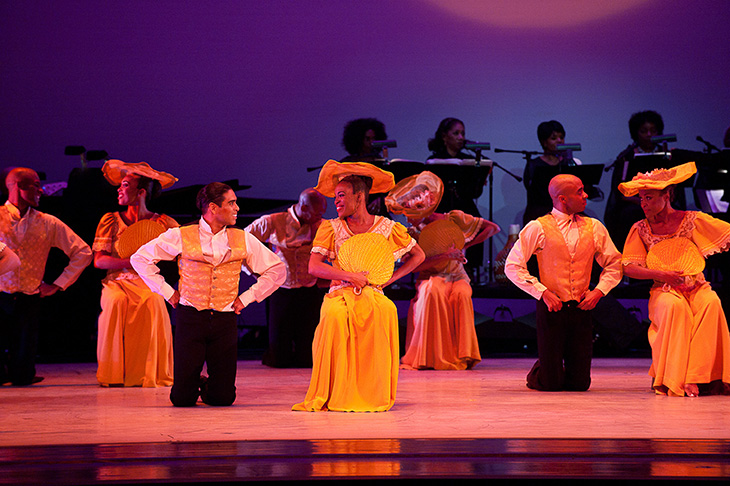 Alvin Ailey American Dance Theatre, NYC Black Theatre & Dance