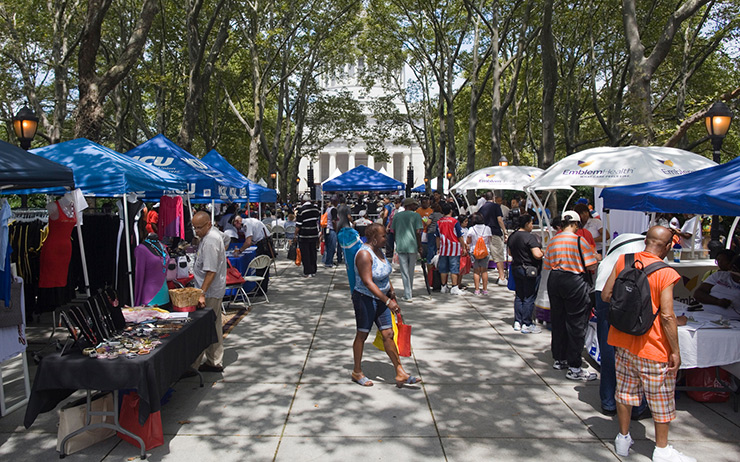 A great day in Harlem Week, New York City Events