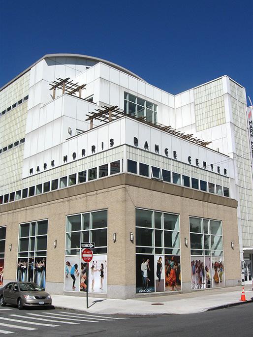 Mark Morris Dance Center, Brooklyn