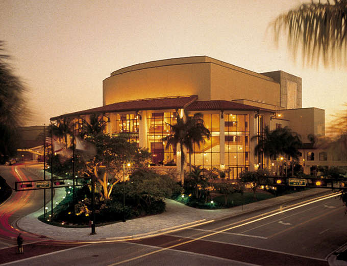Broward Center for Performing Arts, Fort Lauderdale Arts