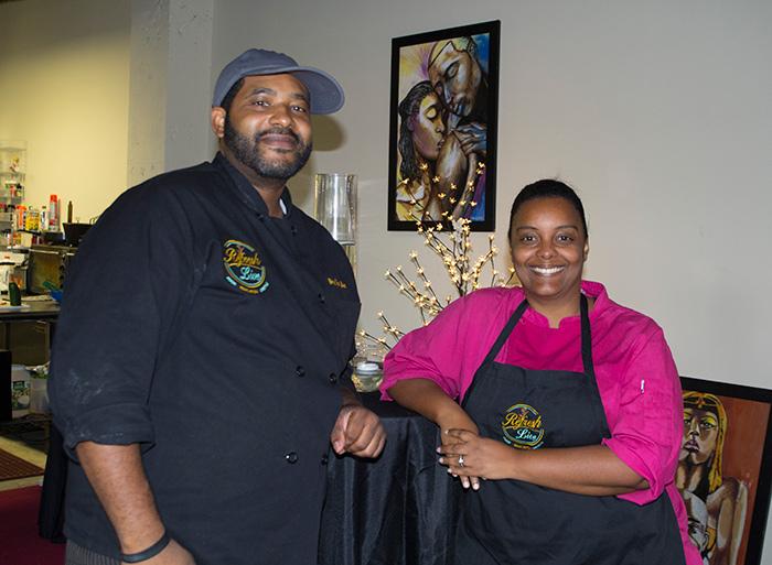 Refresh Live Cafe, Fort Lauderdale Restaurants