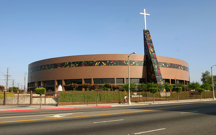 West Angeles Cathedral, Los Angeles Places of Worship