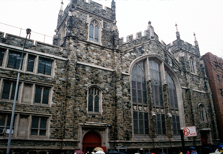Abyssinian Baptist Church, NYC Heritage Sites